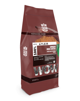 Какао CACAO MILL Wow Cacao Унікальне Червоне 1 кг
