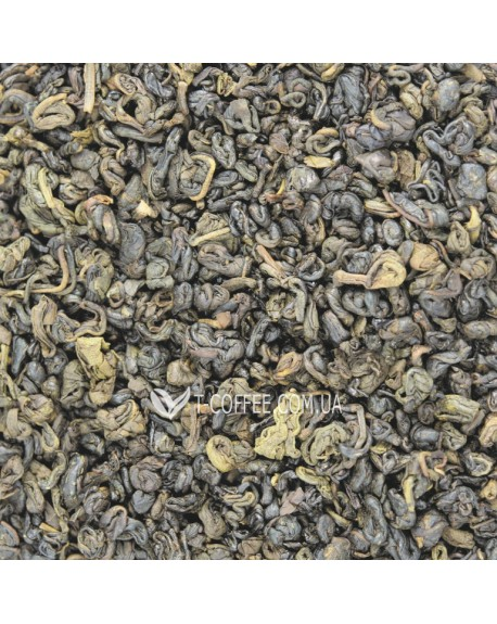 Манговый Рай зеленый ароматизированный чай Світ чаю