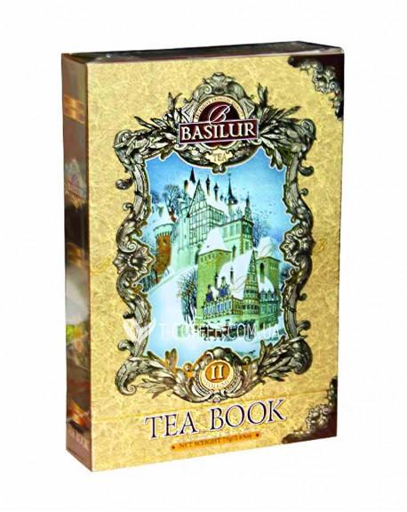 Чай BASILUR Winter Book Том 2 - Зимняя Книга 75 г к/п (4792252931770)