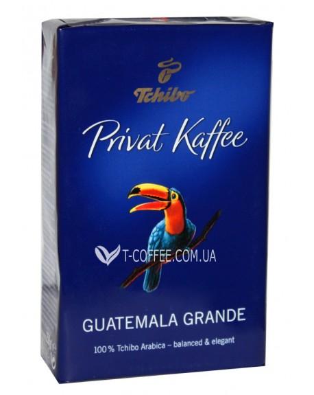 Кофе Tchibo Privat Kaffee Guatemala Grande молотый 250 г (4046234659771)