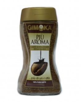 Кава GIMOKA Piu Aroma розчинна 100 г скл. б.