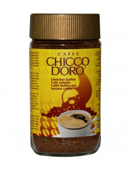 Кава CHICCO D'ORO розчинна 100 г скл. б. (7610899900362)