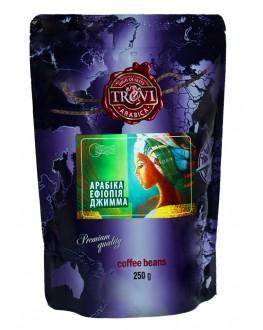 Кава TREVI Арабіка Ефіопія Джимма зернова 250 г (4820140050804)