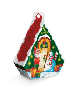 Новорічний подарунок ROSHEN №1 Солодка Хатинка 2022 252 г (4823077634925)
