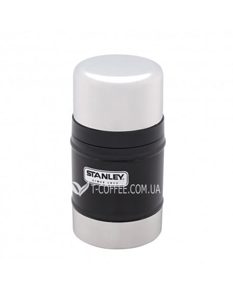 Термос Stanley классический пищевой зеленый 500 мл (4823082708529)