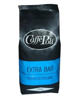 Кофе POLI Extrabar зерновой 1 кг (8019650000201)