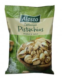Фисташки ALESTO Californian Pistachios жареные соленые 500 г (20032982)