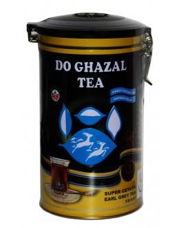 Чай AKBAR Do Ghazal Super Ceylon Earl Grey Tea 400 г ж/б (4796015725231)