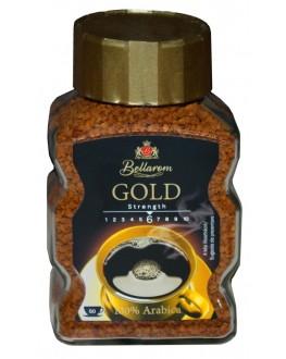 Кофе BELLAROM Gold 100% Arabica растворимый 100 г ст. б. (20001094)
