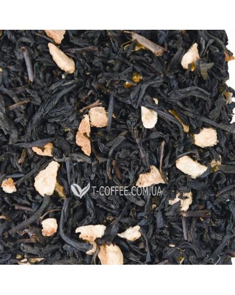 Таинственная Азия черный ароматизированный чай Світ чаю