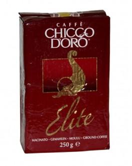 Кава CHICCO D'ORO Elite мелена 250 г (7610899125000)