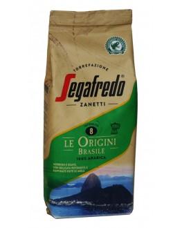 Кофе SEGAFREDO Le Origini Brasile молотый 200 г (8003410248170)
