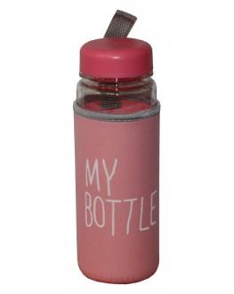 Бутылка My Bottle розовая 500 мл