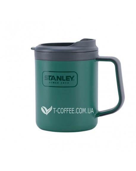 Термокружка Stanley Adventure eCycle зеленая 350 мл (4823082708680)