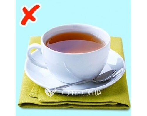 Почему нельзя пить заваренный вчера чай