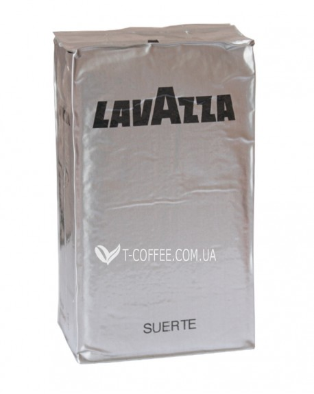 Кофе Lavazza Suerte 250 г молотый (внутренний рынок)