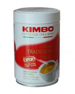 Кава KIMBO Antica Tradizione мелена 250 г ж/б (8002200101053)
