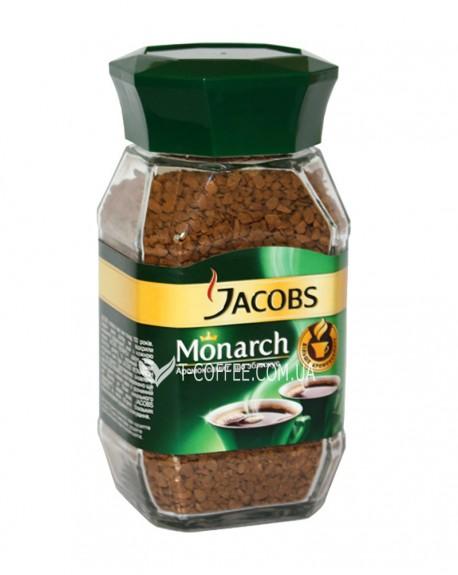 Кофе Jacobs Monarch растворимый 48 г ст. б. (7622210321831)