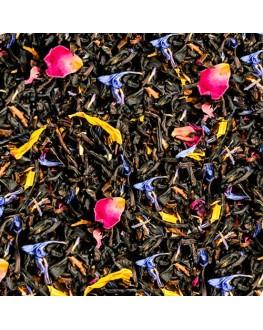 Гавайська Вечірка чорний ароматизований чай Країна Чаювання 100 г ф/п