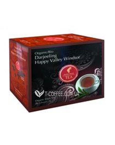 Чай Julius Meinl Bio Darjeeling Happy Valley Windsor Дарджилинг Долина Счастья 20 x 4 г