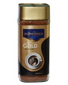 Кава MOVENPICK Gold Intense розчинна 200 г ст. б. (4006581018102)