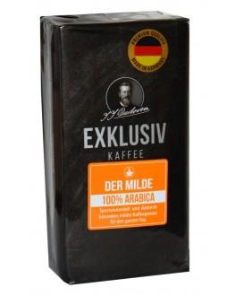 Кава JJ DARBOVEN Exklusiv Kaffee der Milde мелена 250 г (4006581019529)