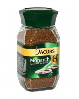 Кофе JACOBS Monarch растворимый 190 г ст. б. (4820187042961)