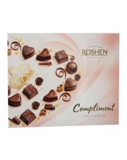 Цукерки ROSHEN Compliment 145 г в коробці (4823077625879)