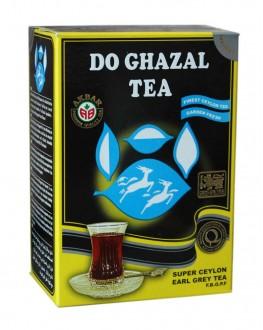 Чай AKBAR Do Ghazal Super Ceylon Earl Grey Tea 500 г к/п (5014176007539)
