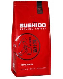 Кава BUSHIDO Red Katana зернова 227 г (5060367340312)
