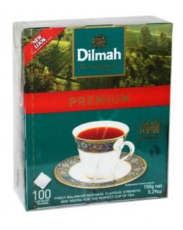 Чай DILMAH Premium Преміум 100 x 1,5 г (931263122657)