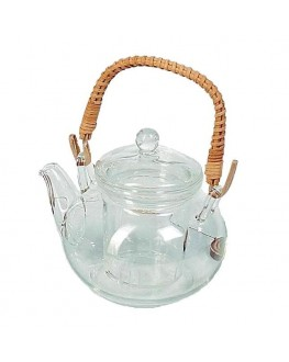 Чайник скляний Крапелька 400 мл