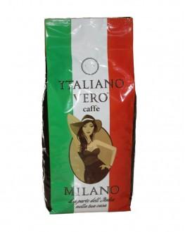 Кофе ITALIANO VERO Milano зерновой 1 кг