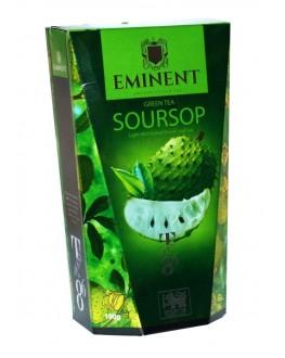 Чай EMINENT Green Tea Suorsop 100 г к/п (4796001011560)