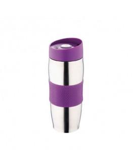 Термосклянка CONBRIO фіолетова 380 мл