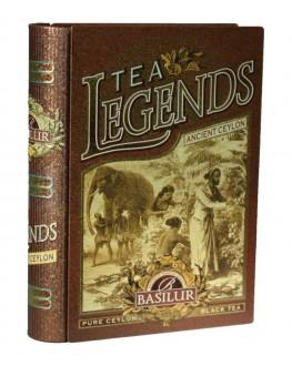 Чай BASILUR Ancient Ceylon Давній Цейлон - Чайні Легенди 100 г ж/б (4792252923966)