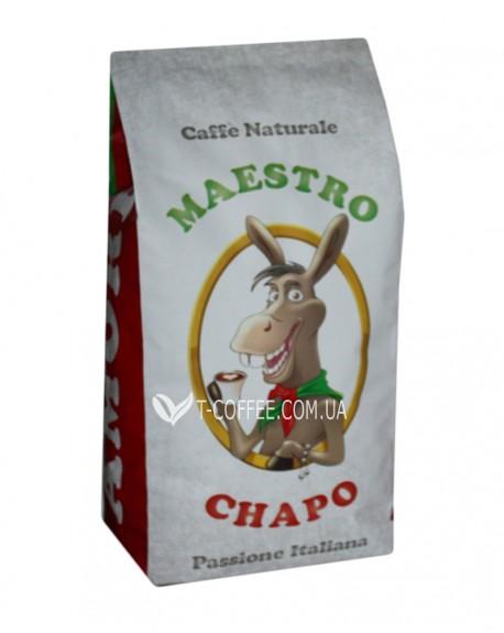 Кофе Maestro Chapo зерновой 1 кг