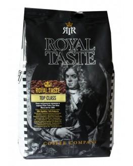 Кофе ROYAL TASTE Top Class зерновой 500 г (8719324106108)