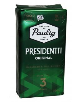 Кава PAULIG Presidentti Original мелена 250 г (6418474020020)