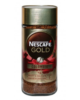 Кофе NESCAFE Gold Origins Colombia растворимый 100 г ст. б. (5410001005549)