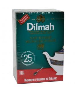 Чай DILMAH Чорний Дрібнолистовий 100 г