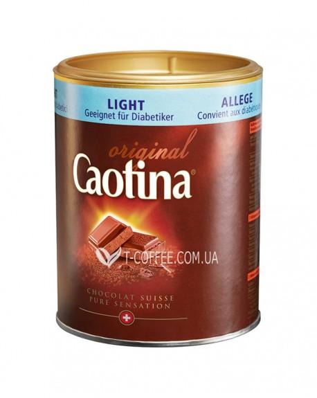 Горячий шоколад Caotina Original Light 350 г (7612100063156)