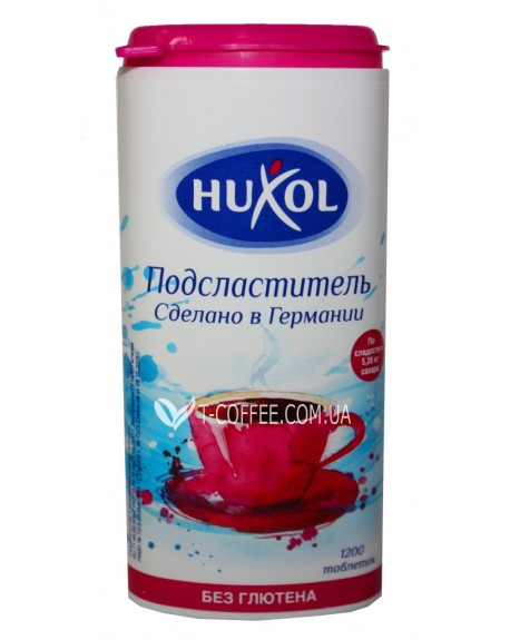 Заменитель сахара HUXOL в таблетках 1200 шт