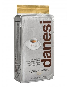 Кофе DANESI Gold молотый 250 г (8000135010266)