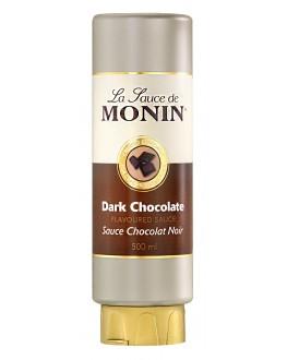 Топпинг MONIN Dark Chocolate Черный Шоколад 500 мл