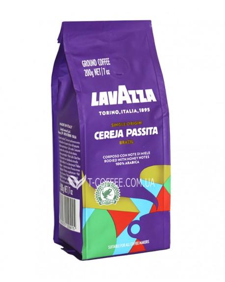 Кофе Lavazza Cereja Passita Brazil 200 г молотый