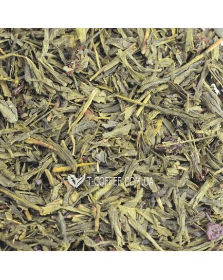 Сакура Кай зеленый ароматизированный чай Світ чаю