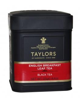 Чай TAYLORS English Breakfast Tea Английский Завтрак 125 г ж/б (615357119956)