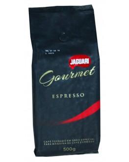 Кофе JAGUARI Gourmet Espresso зерновой 500 г (7896360210028)