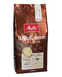 Кофе MELITTA Bella Crema La Crema зерновой 1 кг (4002720008102)